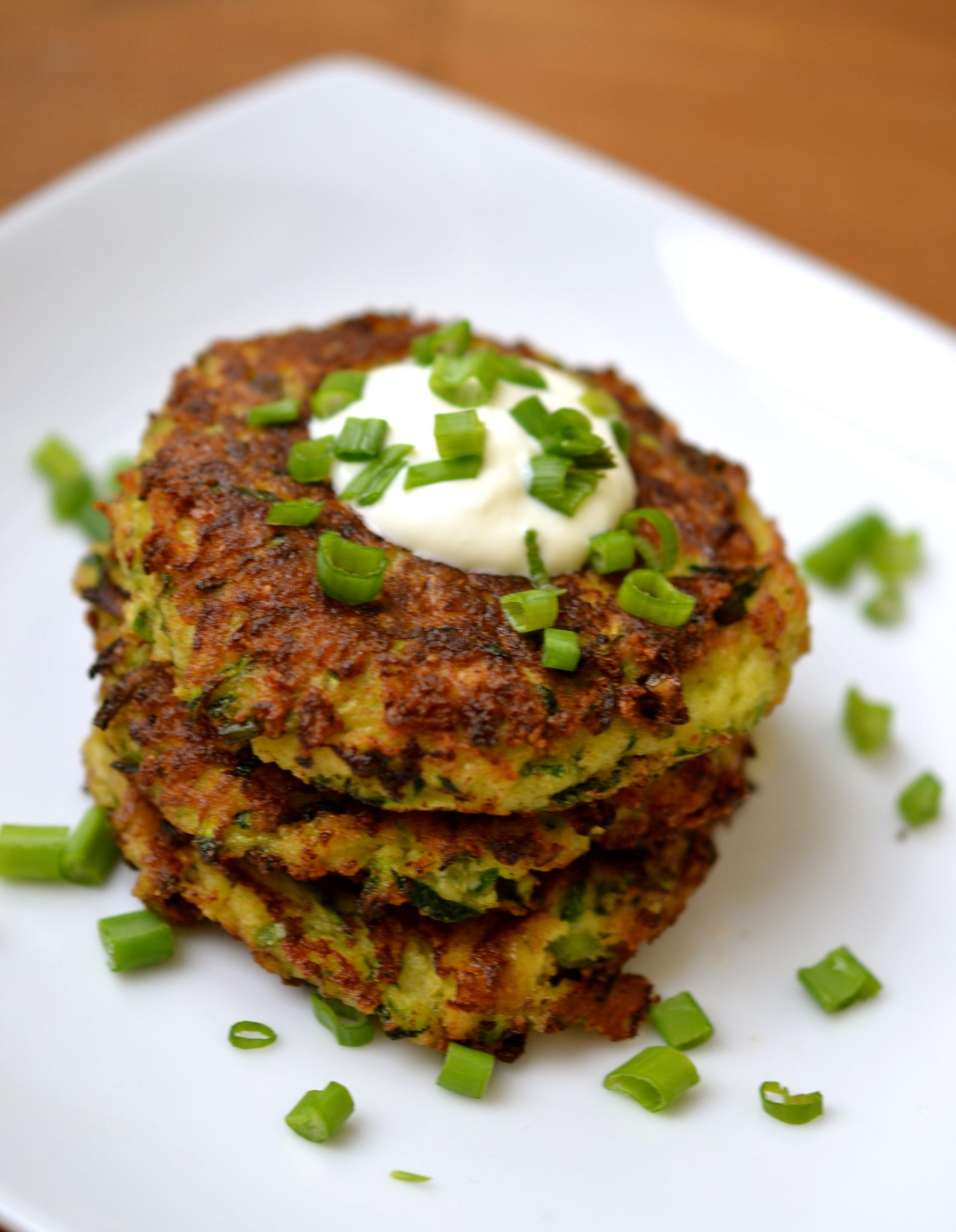 Zucchini Fritters | Every Last Bite