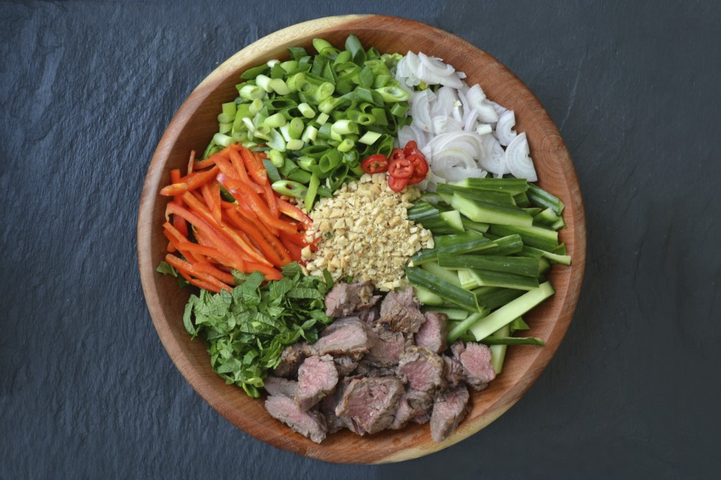Thai Beef Salad | Every Last Bite
