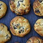 Dried Cherry & Macadamia Cookies