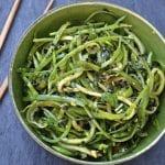 Cucumber & Sesame Noodle Salad