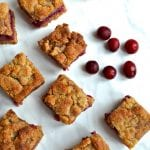 Cranberry & Orange Bars