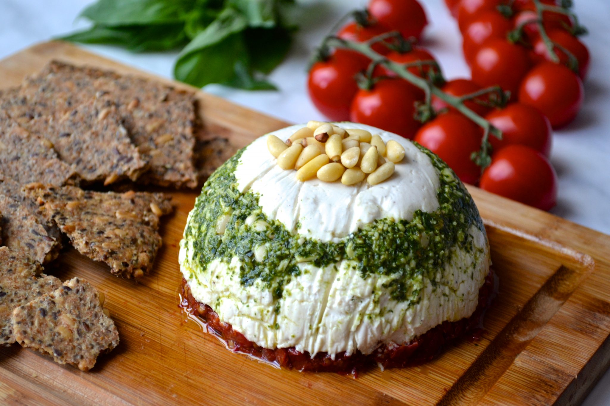 vegan diet and goat cheese