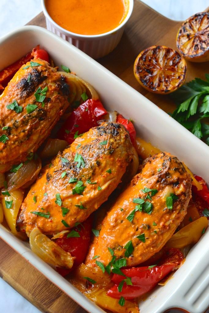Peri Peri Chicken Every Last Bite