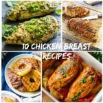 Top 10 Chicken Breast Recipes