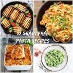 Top 10 Grain Free Pasta Recipes