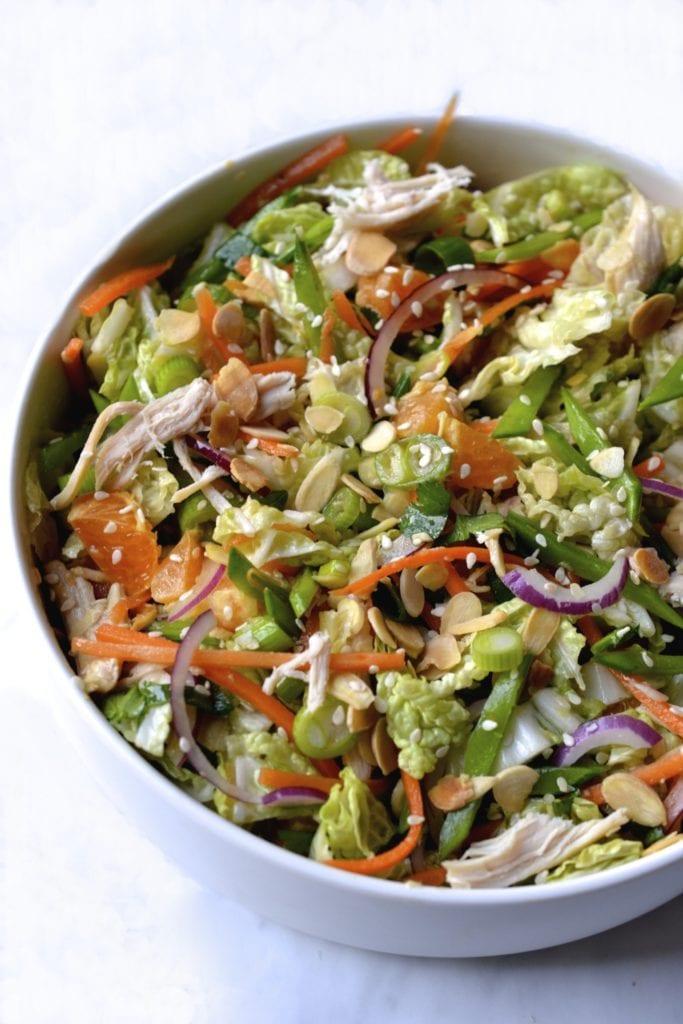 Top 30 Whole30 Salad Recipes Every Last Bite