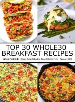 Top 30 Whole30 Breakfast Recipes