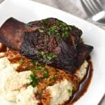 Braised Short Ribs in an AMAZING Sauce