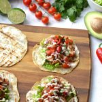 Whole30 Celery Root Tortillas