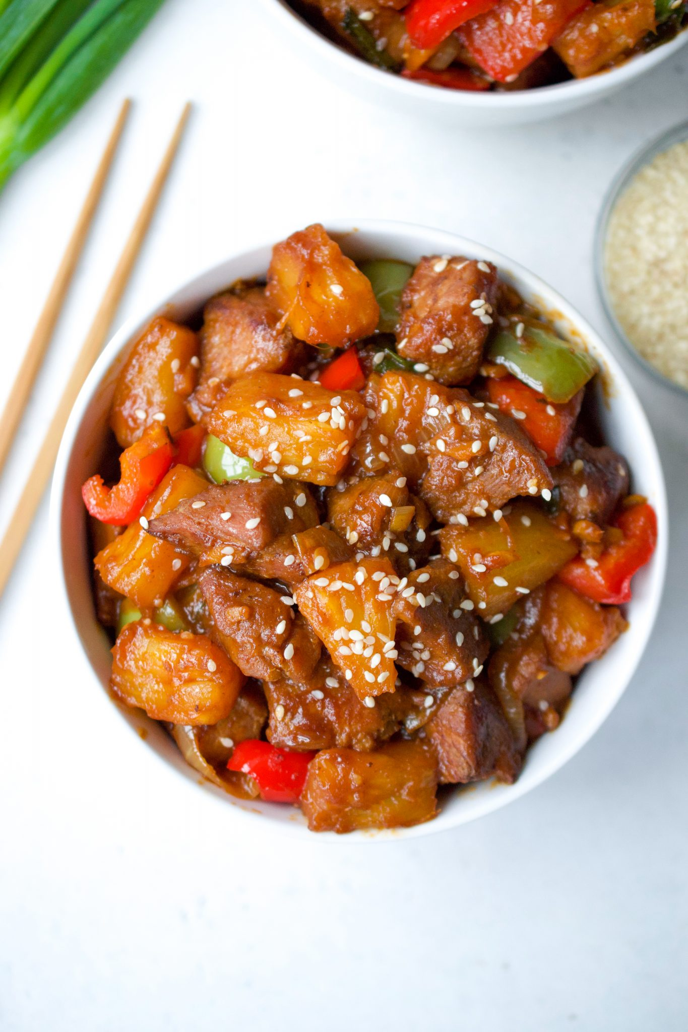 Whole30 Sweet Sour Pork Whole30 Paleo Every Last Bite