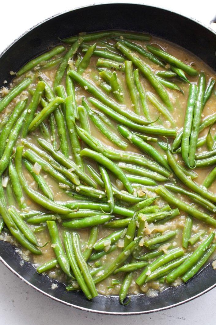 Whole30 Green Beans & Bacon