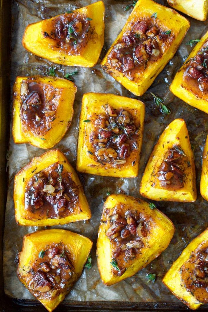 Paleo Roasted Pumpkin