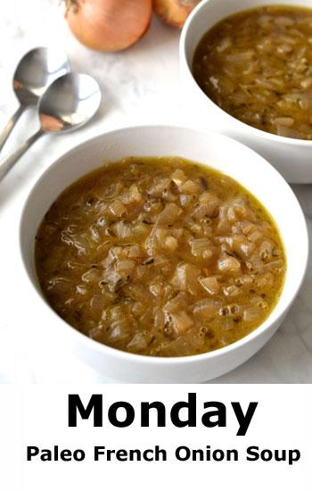 Paleo French Onion Soup