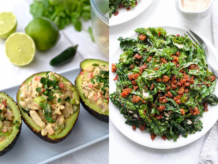Cinco de Mayo Salads