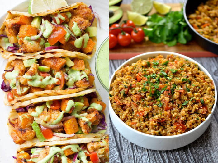 Cinco de Mayo Vegan Dishes