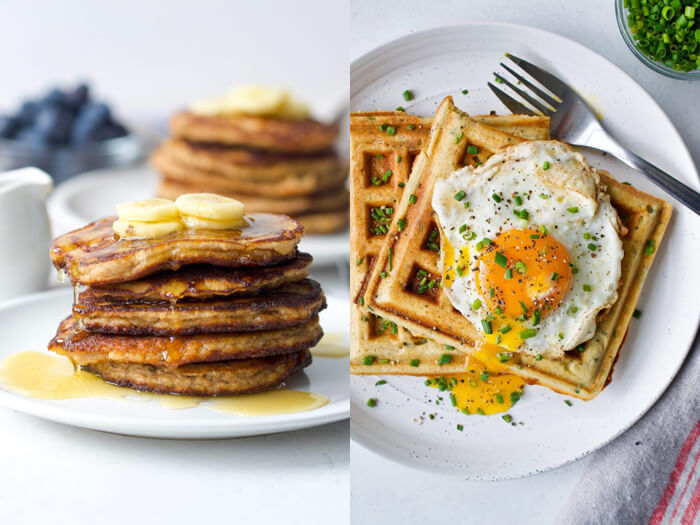 Mother's Day Pancakes & Waffles