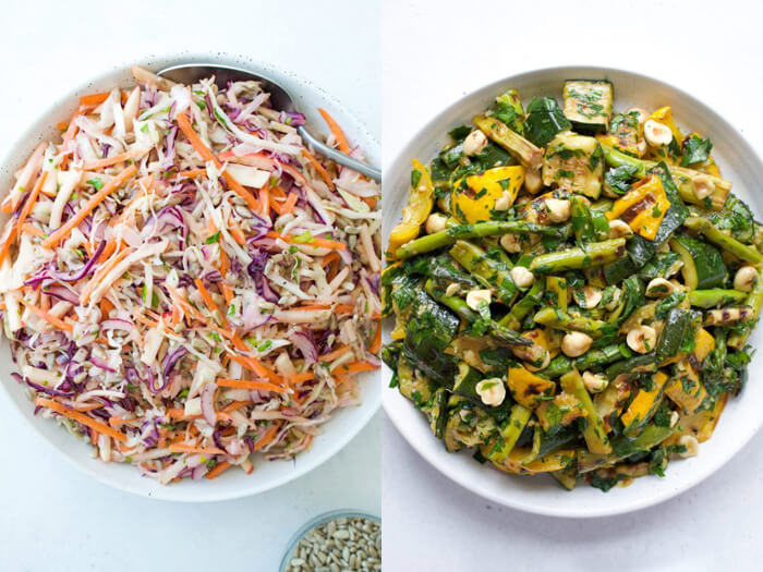Backyard BBQ Menu - Salads