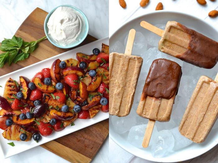 Backyard BBQ Menu - Dessert