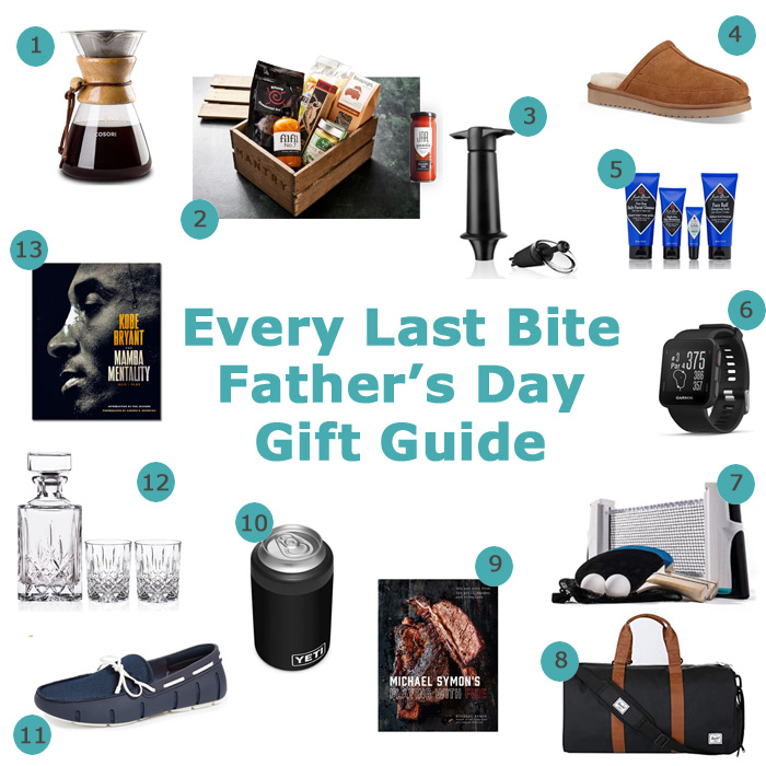 Father's Day Gift Guide   Every Last Bite