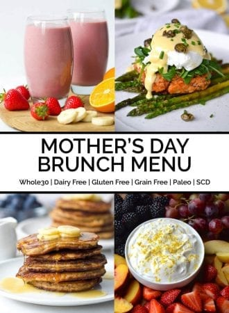 Mother's Day Brunch Menu | Every Last Bite